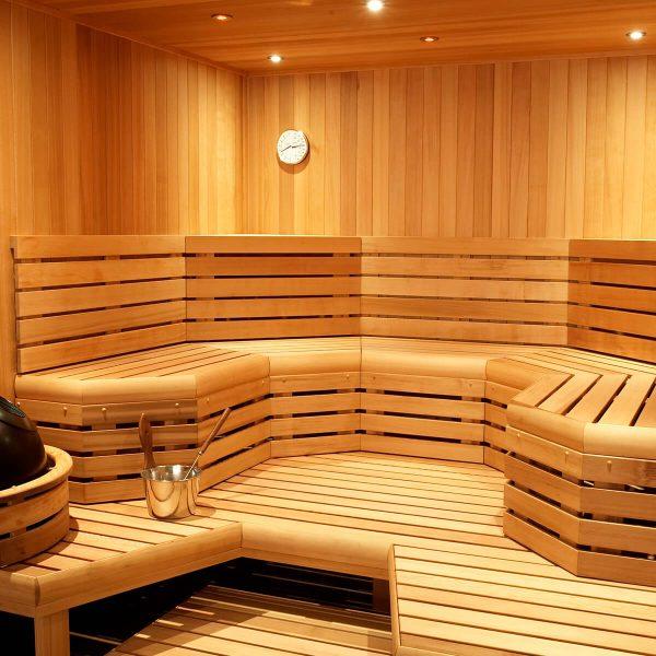 finnleo sauna interior