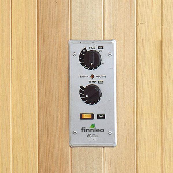 finnleo-sauna control