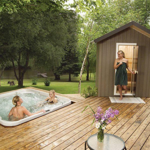 Finnleo Patio Sauna