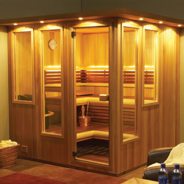 finnleo sauna mystique