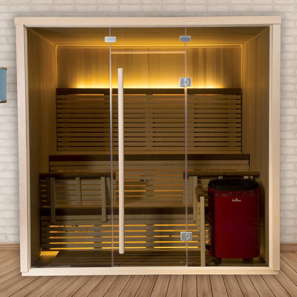 finnleo sauna serenity
