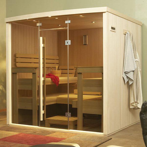 finnleo sauna solace 2