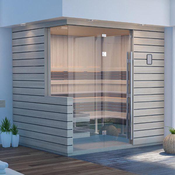 finnleo sauna twilight